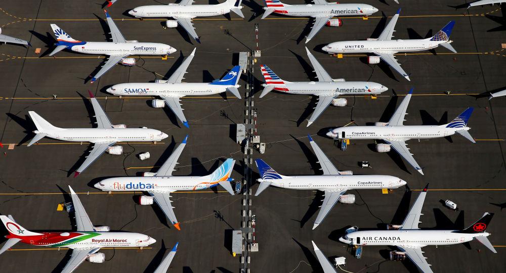 737 MAX型客機