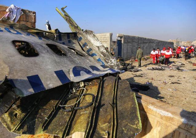 伊朗波音飛機墜毀事件