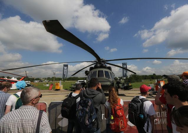 米-8AMTSh-VN運輸戰鬥直升機