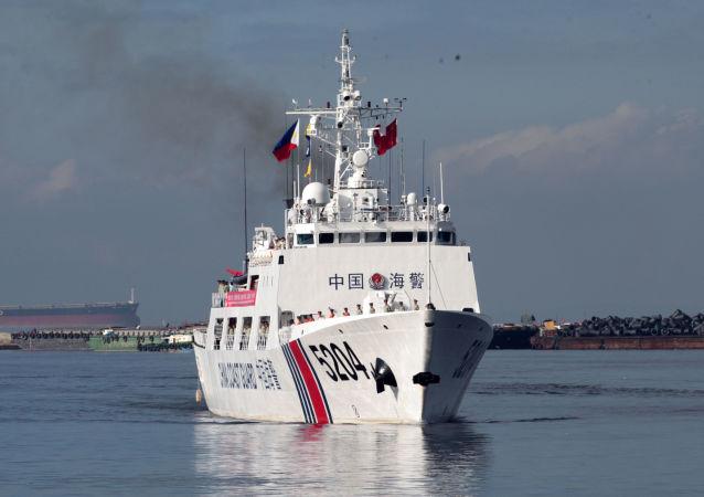 媒體:美國擔心中國新頒布的《海警法》可能會加劇海上爭端