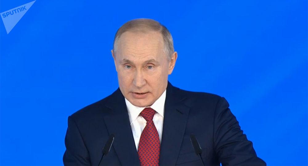 普京講述令其震驚的偉大衛國戰爭期間的事實
