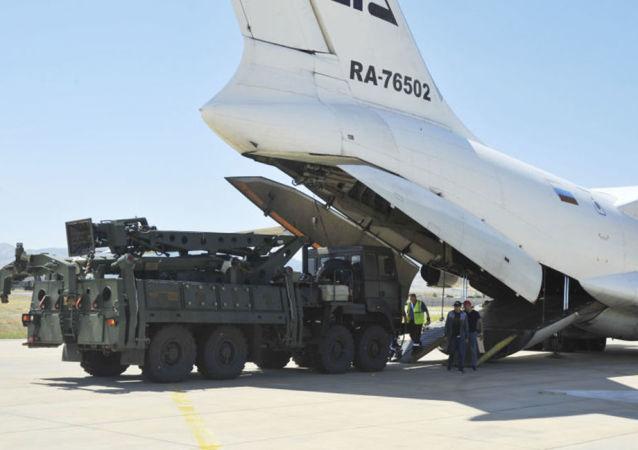 埃爾多安:儘管遭遇阻力俄土堅決完成S400導彈供應合同