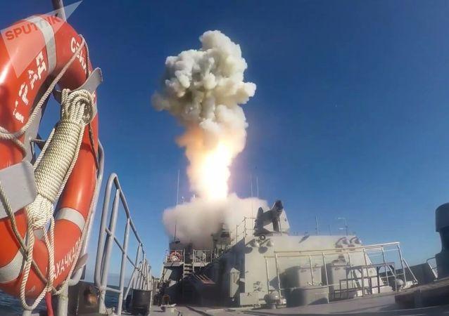 德媒稱贊俄航母項目「令人震驚」