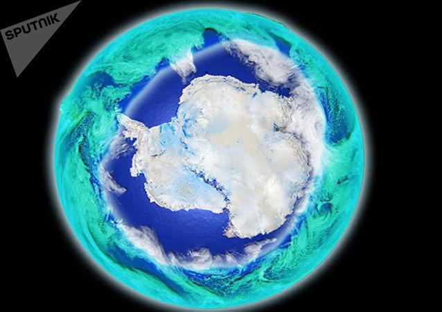 地球3.6億年前臭氧層被破壞的災難或將重演