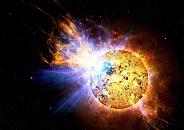 科學家稱近期太陽耀斑爆發不影響人類生活
