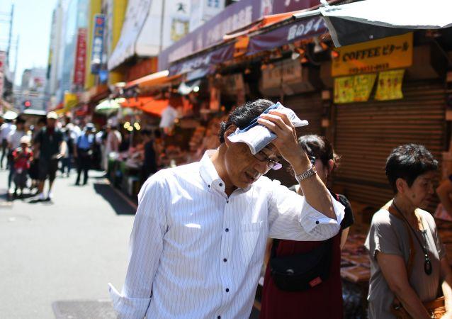 自8月初以來酷暑已致東京103人死亡