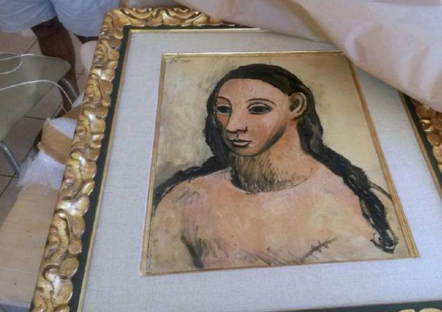 西班牙83歲銀行家因走私畢加索畫作獲刑一年半