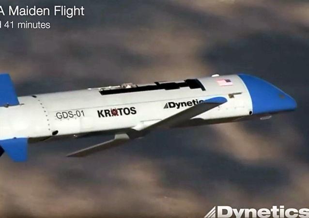 X-61A型可重復使用的渦輪噴氣式無人機
