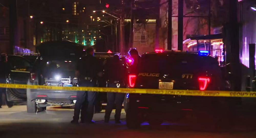美國警方:聖安東尼奧夜總會發生槍擊事件致2死5傷
