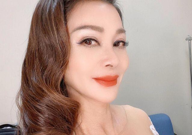 63歲「台灣熱辣阿姨」分享保持年輕的秘訣