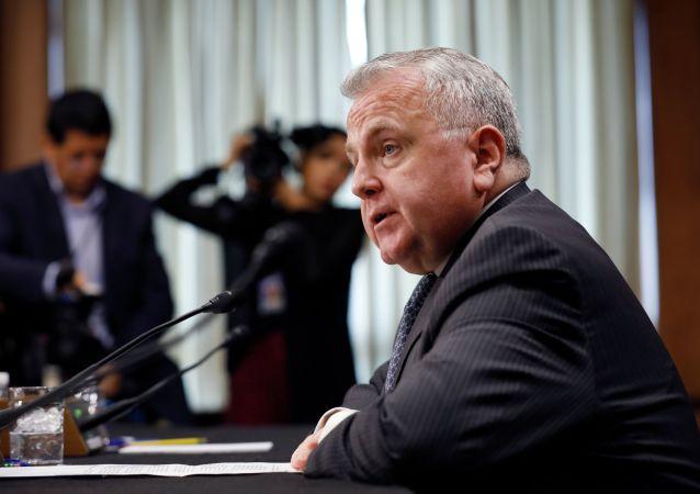 美國駐俄大使約翰·沙利文