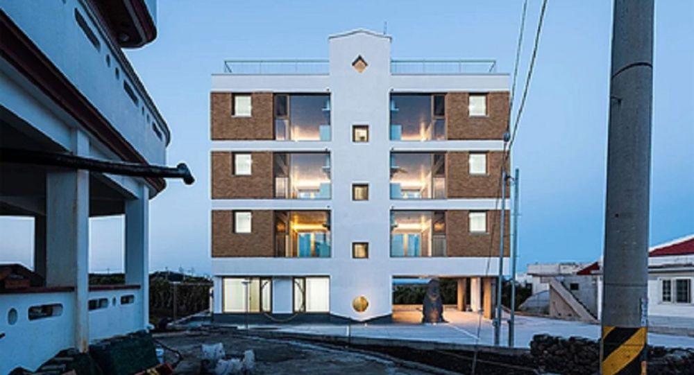 韓國打造現實版Minecraft公寓