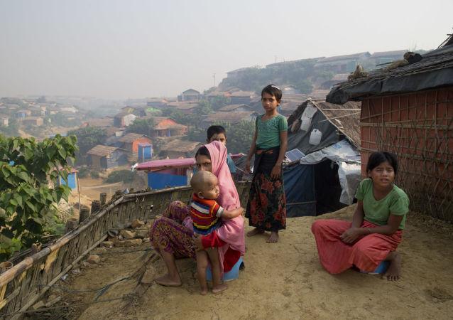 中國加強對緬甸解決羅興亞問題的支持