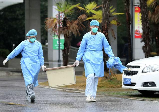中國工業和信息化部:武漢醫用防護服供求矛盾非常突出