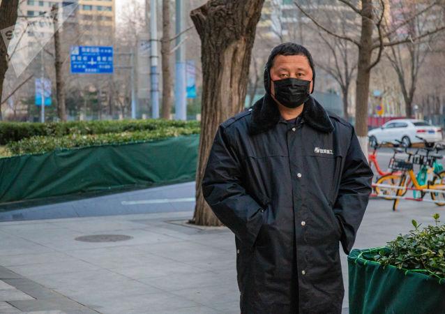 中央電視台:北京報告首例新型冠狀病毒死亡