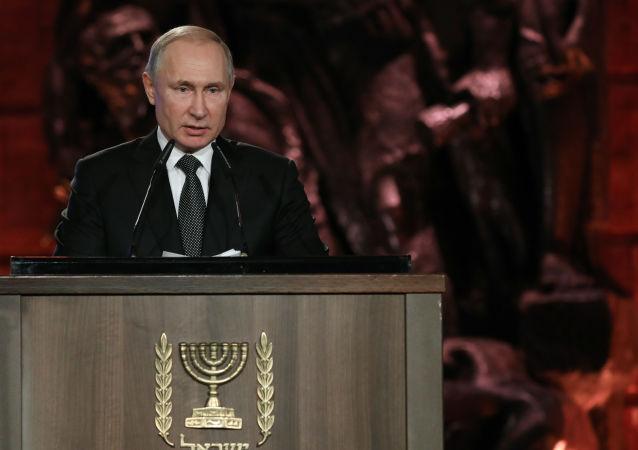 普京:聯合國安理會五大常任理事國對保護文明負有特殊責任