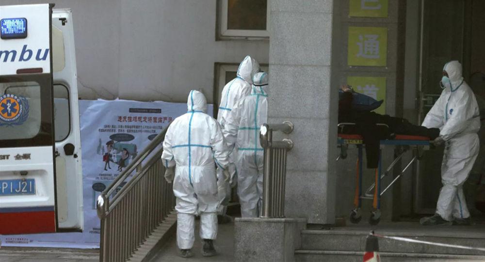 中國累計新型冠狀病毒感染人數升至1975例