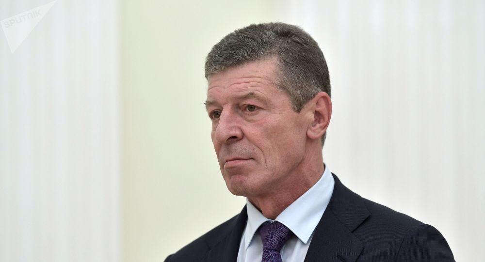 俄總統辦公廳:俄期待基輔發表加入明斯克協議的正式聲明