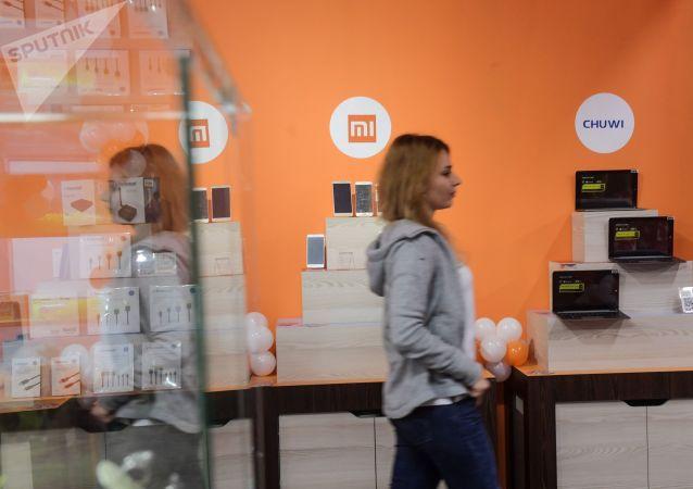 小米成為俄羅斯在線銷售量最高的智能手機品牌