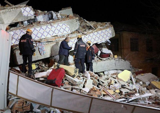 媒體:土耳其地震所致死亡人數達31人