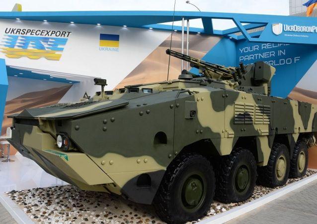 BTR-4E裝甲運兵車