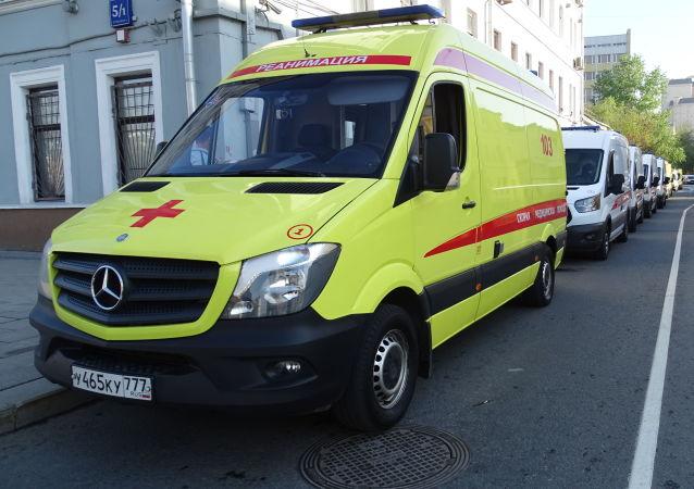 莫斯科緊急醫療救護為世界最佳之一