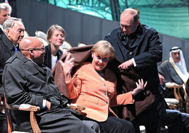 克里姆林宮公佈弗拉基米爾·普京新檔案照片