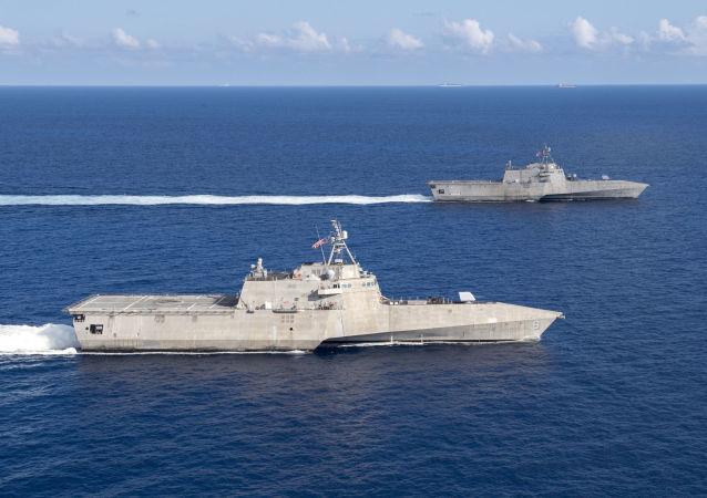 美國瀕海戰鬥艦