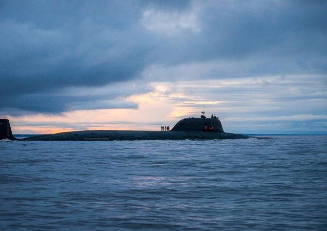 「北德文斯克」號潛艇