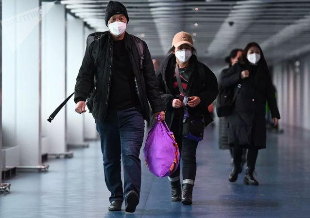 阿穆爾州從2月1日起為俄中公民相互從對方國家返回組織走廊