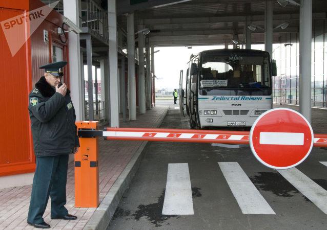 開放俄中邊境檢查站是明年總領館工作的主要任務之一