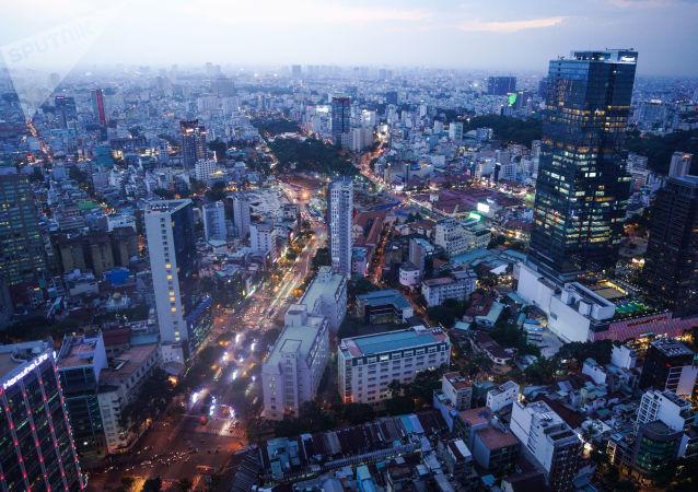 越南胡志明市