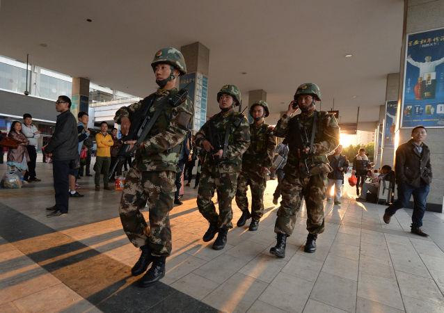 疆打擊極端主義正降低南亞恐怖主義威脅