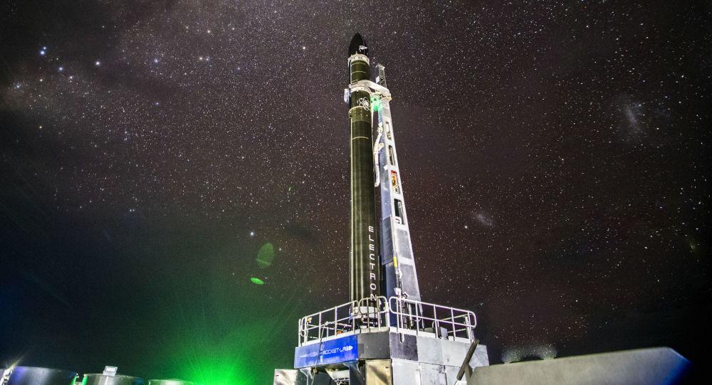 美國火箭實驗室公司攜帶衛星的」電子「號火箭發射失敗