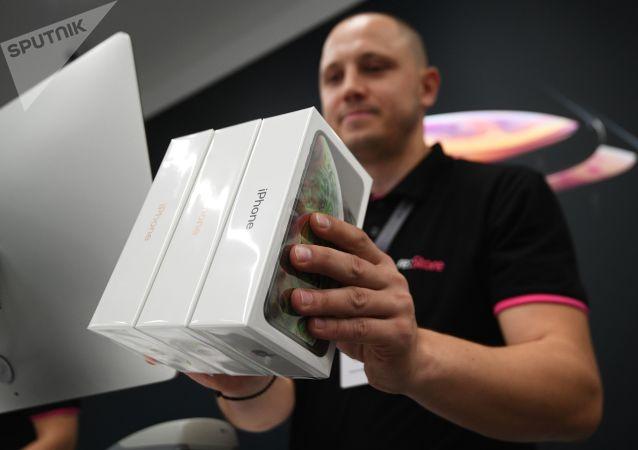俄媒:冠狀病毒或導致俄羅斯出現中國智能手機短缺