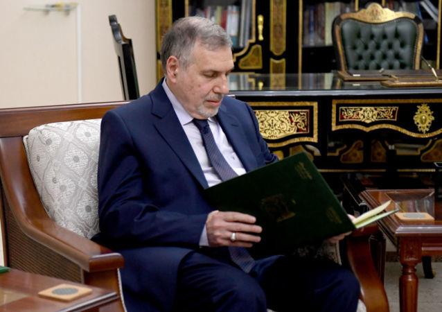 伊拉克新任總理阿拉維