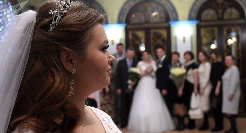 俄羅斯人登記結婚更多 離婚更少