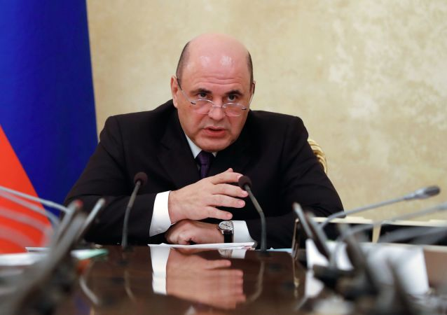俄羅斯總理米哈伊爾∙米舒斯京