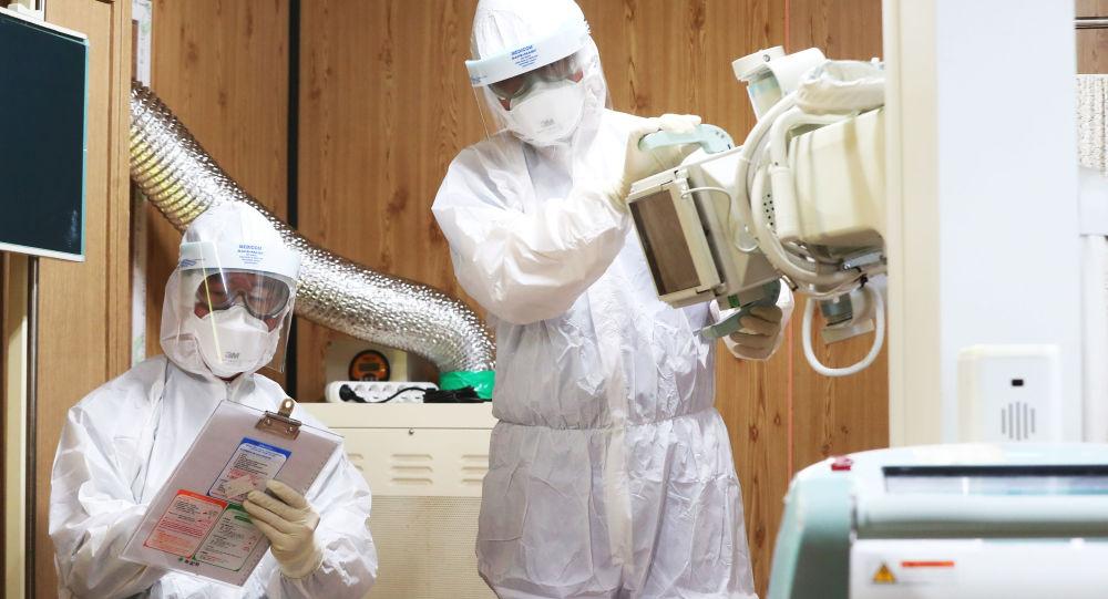 韓國過去24小時新增確診新冠病毒感染51例 累計確診11719例
