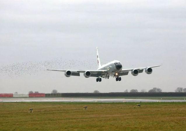 英國RC-135W Rivet Joint偵察機