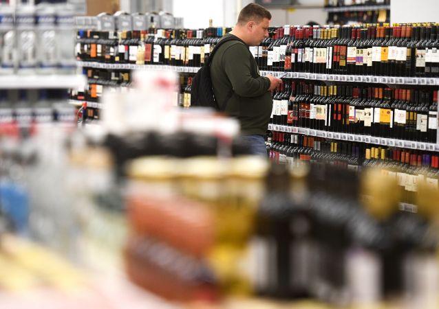 俄羅斯酒類銷量增加