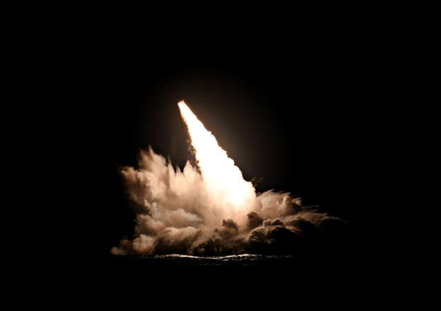 美國在過去6個月減少實際部署的核武器載具數量