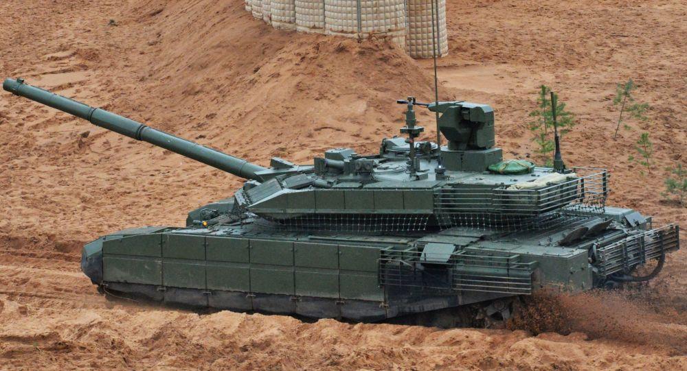 T-90M「突破」坦克