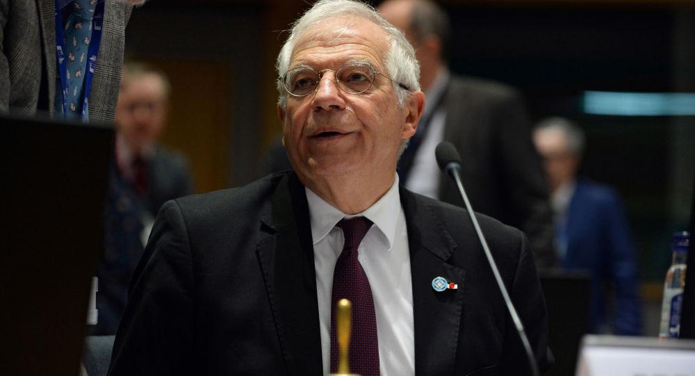 歐盟外交與安全政策高級代表約瑟夫•博雷爾
