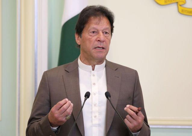 巴基斯坦總理伊姆蘭·汗