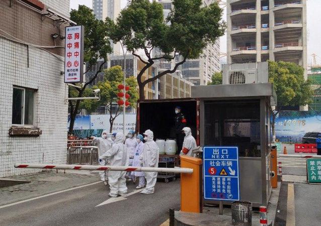 好萊塢希望拍攝一部講述中國新冠病毒爆發最初幾周的醫療劇