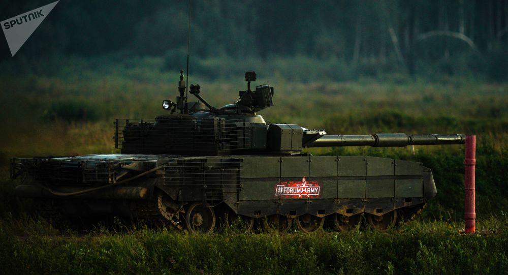 T-90M坦克