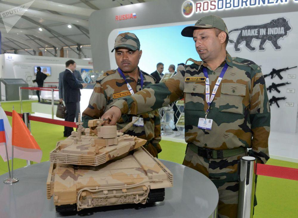 2020年印度國際防務展