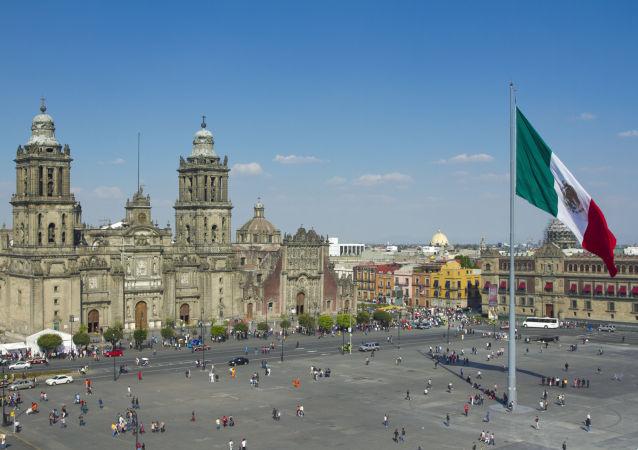 墨西哥首都墨西哥城
