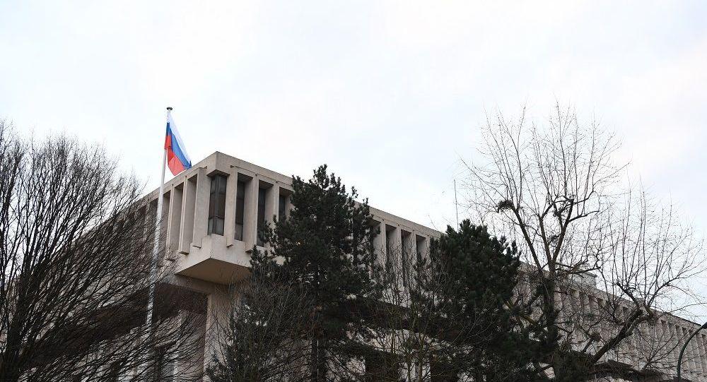 俄羅斯駐法國大使館